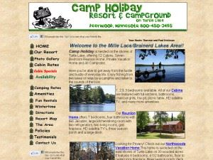 Camp Holiday