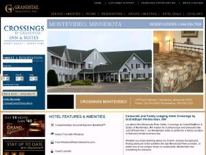 Crossings Inn & Suites - Montevideo