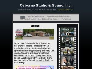 Osborne Studio & Sound  Incorporated
