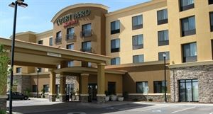 Marriott Courtyard Boise West-Meridian