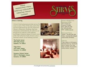 Stirna's Restaurant & Bar