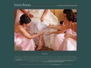 Steve Burns Wedding Photographer