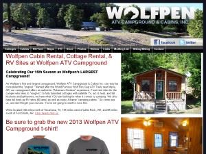 Wolfpen ATV Campground