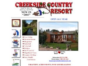 Creekside Country Resort