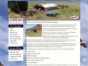 Lands Inn Bed & Breakfast & Airstrip