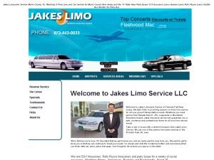 Jakes Limo Service