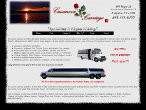 Carriage Limousine Service Inc