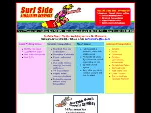 Surf Side Limousine Service