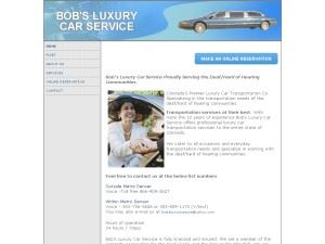 Bob's Luxury Car Service Inc