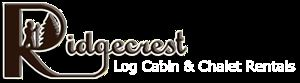 Ridgecrest Log Cabin And Chalet Rentals