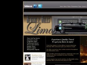 Beverly Hills Limousine Service