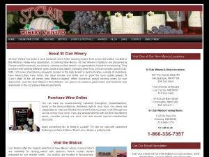 St Clair Winery & Bistro Deming