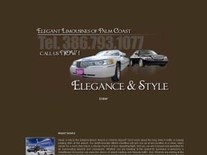Elegant Limousines of Palm Coast