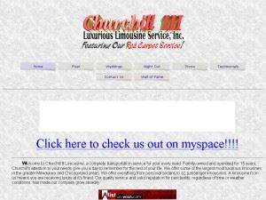 Churchill III Luxurious Limousines Service.Inc