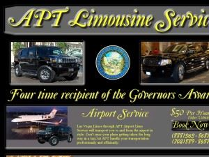 Las Vegas Limousines by APT