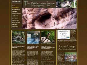 The Wilderness Lodge & Hot Springs