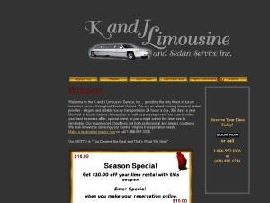K and J Limousine Service Inc
