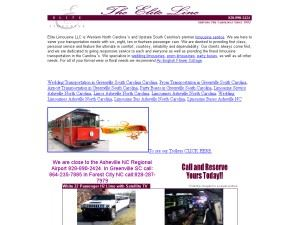 Elite Limousine Of Nc Llc