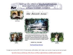 Farwell Arms Bed & Breakfast