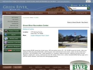 Green River Recreation Center