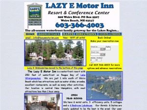 The Lazy E Motor Inn