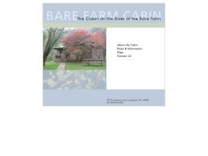 Bare Farm Cabin