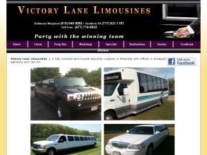 Victory Lane Limousines