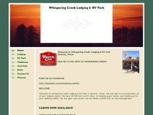 Whispering Creek Motel & RV Park