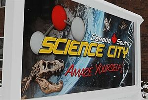 Canada Science City South