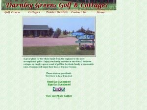 Darnley Greens Golf & Cottages