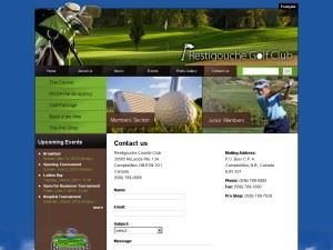 Restigouche Golf & Country Club