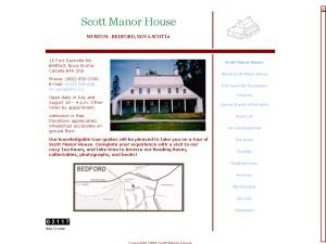Scott Manor House