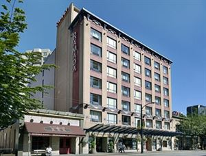 Ramada Inn And Suites Downtown Vancouver