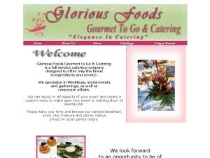 Glorious Foods Gourmet To Go & Catering