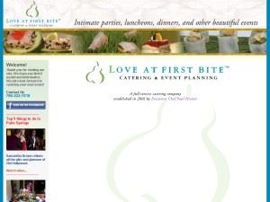 Love At First Bite Catering