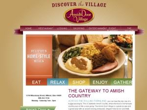 Amish Door Restaurant of Wooster