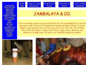 Jambalaya & Co. - DJ Services