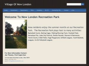 New London Recreational Park