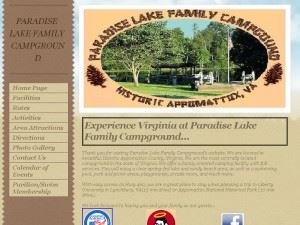 Paradise Lake Family Campground
