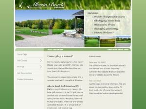 Alberta Beach Golf Resort & RV Park