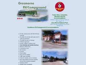 Gros Morne RV Campground & Restaurant