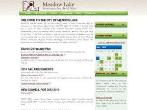 Meadow Lake Lions Regional Park