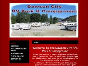 Dawson City RV Park & Campground