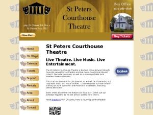 St Peters Bay Courthouse Theatre