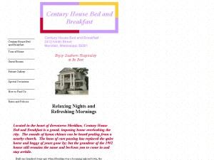 Century House Bed & Breakfast