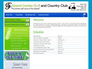 Grand Centre Golf & Country Club