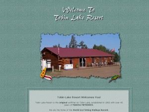 Tobin Lake Resort