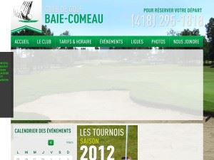 Club De Golf De Baie Comeau