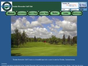Tisdale Riverside Golf
