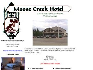 Moose Creek Hotel